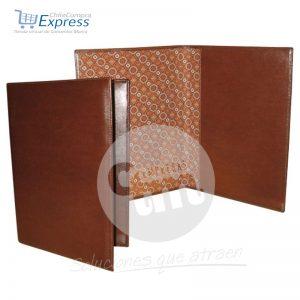 carpeta de cuero - Empresas CTM