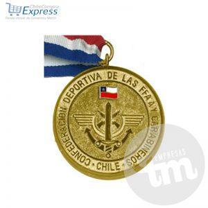 Medalla con Cliché - Empresas CTM