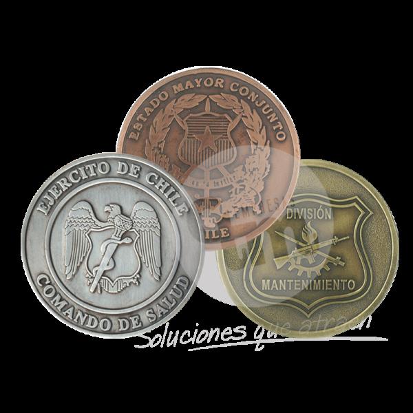 Monedas de Reconocimiento - Empresas CTM