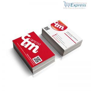 Tarjetas de presentación - Empresas CTM