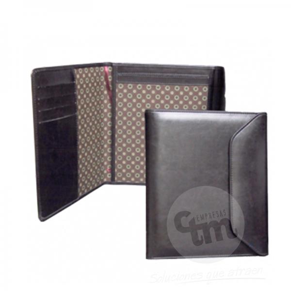 Carpeta Eco Cuero - Empresas CTM