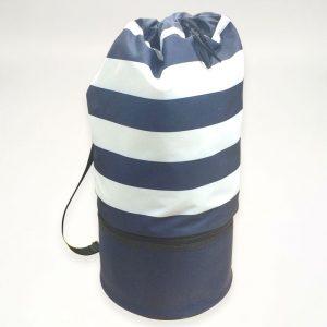 bolso marinero con cooler