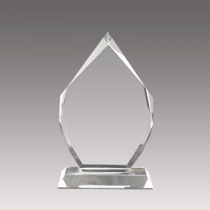 Galvano de Cristal Nueva Gema FP008 - Empresas CTM