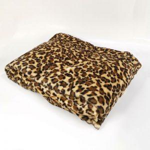frazada leopardo