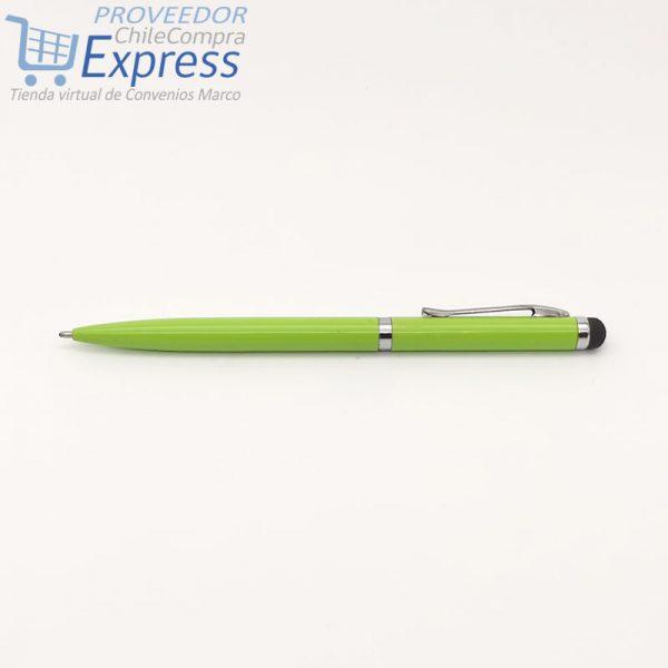 Bolígrafo Stylus LZ211 Verde