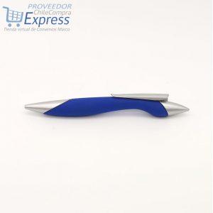 Lápiz ergonómico LZ217 Azul