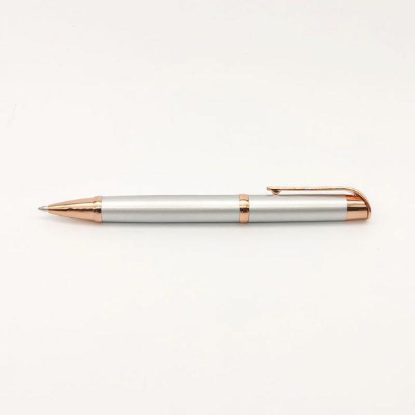 Bolígrafo LZ237 Mate Silver