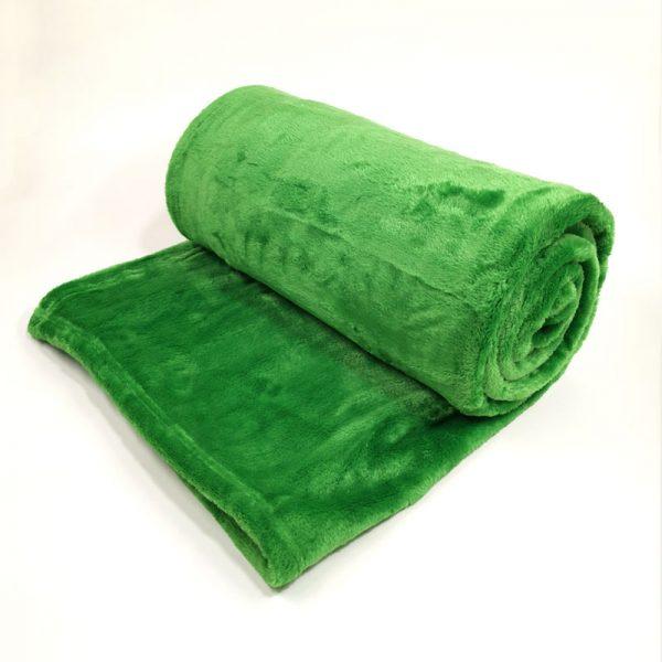 frazada cachemira verde