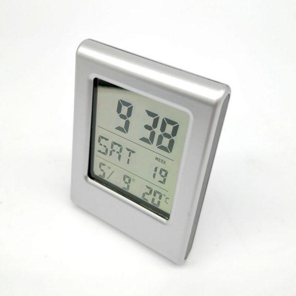 reloj especjo rectangular CTM