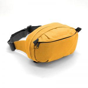 banano deportivo amarillo