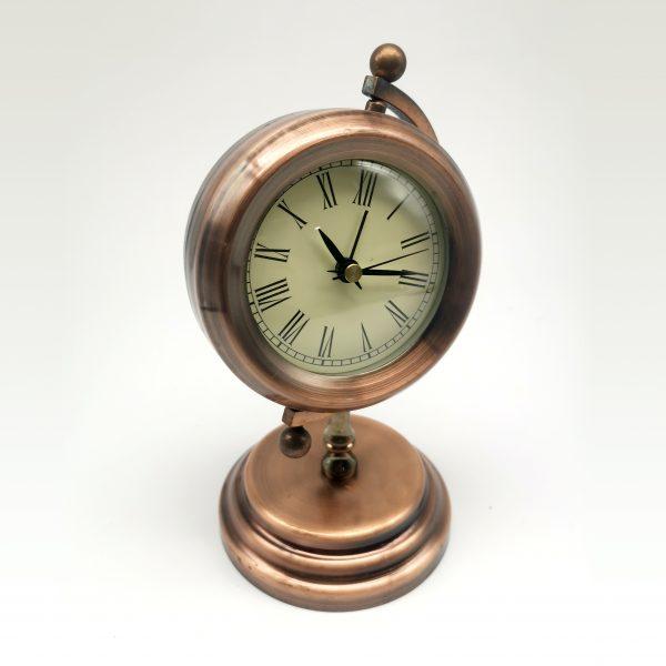 reloj cobre para escritorio