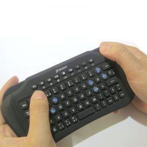 teclado inalámbrico wireless