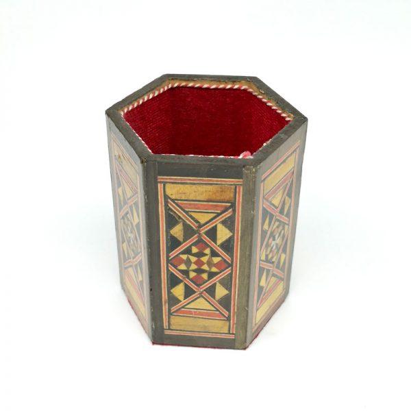 Porta lápices deco árabe