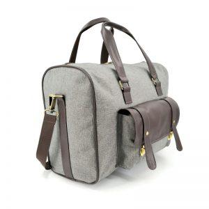 bolso de viaje vintage 387