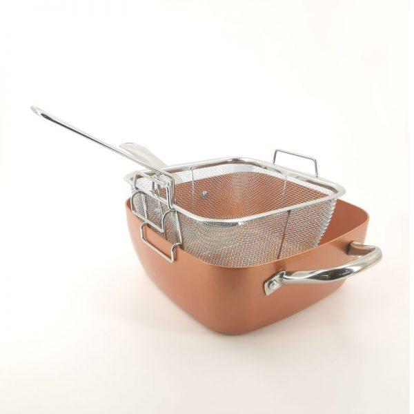 Sartén multifunción Copper